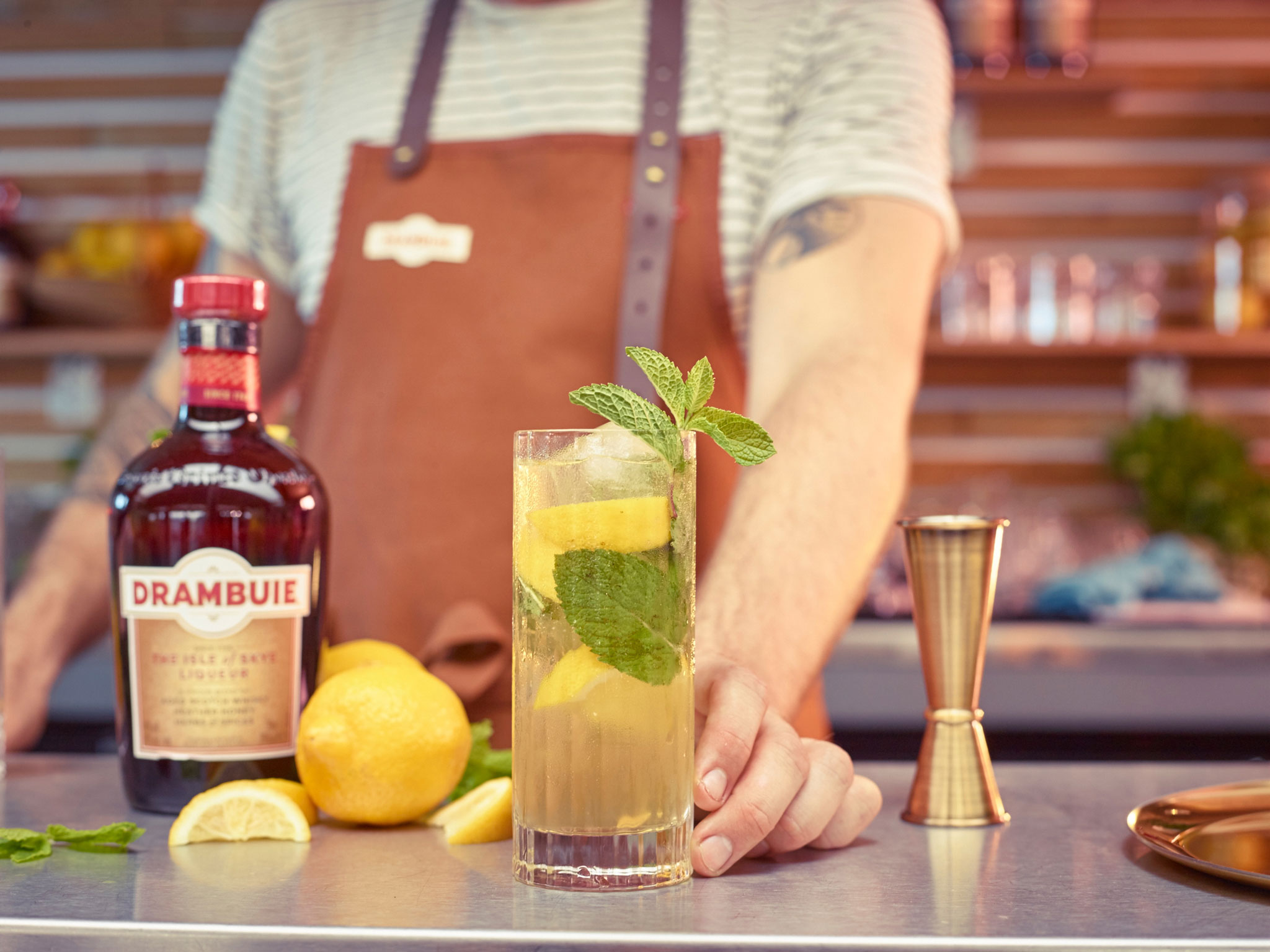 Drambuie   Iconic Scotch Whisky Liqueur Infused with Heather